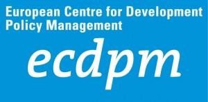 ECDPM logo blue50mm