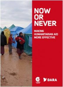 Humanitarian Aid Effectiveness